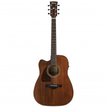 IBANEZ ARTWOOD TRADITIONAL ACOUSTIC AW54LCE LEFTY OPEN PORE NATURAL