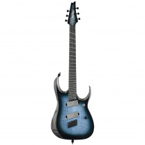 IBANEZ AXION LABEL RGD61ALMS CERULEAN BLUE BURST LOW GLOSS
