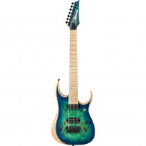 IBANEZ IRON LABEL RGDIX7MPB SURREAL BLUE BURST