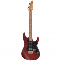 IBANEZ SCOTT LEPAGE SLM10 TRASPARENT RED MATTE