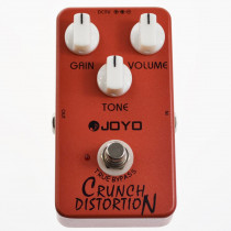 PEDALE EFFETTO JOYO JF 03 CRUNCH DISTORTION