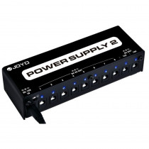ALIMENTATORE MULTIPLO JOYO JP 02 GUITAR EFFECT PEDAL MULTI POWER SUPPLY