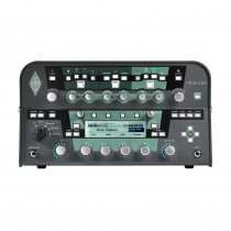 KEMPER PROFILER HEAD BLACK W/PROFILER REMOTE BUNDLE