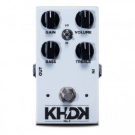 KHDK ELECTRONICS NO.2 CLEAN BOOST
