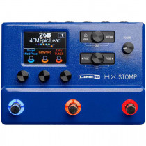 LINE 6 HX STOMP LIMITED EDITION BLUE