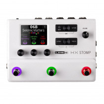 LINE 6 HX STOMP LIMITED EDITION WHITE