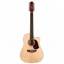 MATON SRS70C/12 SATIN NATURAL (EBONY SPECS)