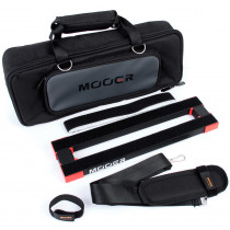 MOOER PEDAL BOARD AND CARRY BAG
