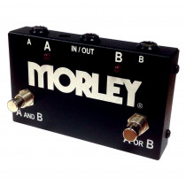 PEDALE SWITCH MORLEY ABY SELECTOR/COMBINER SWITCH
