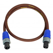 MARKBASS MB SUPER POWER CABLE 1 MT SPEAKON/SPEAKON