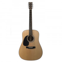 MARTIN D 28L LEFTY NATURAL
