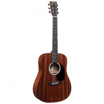 MARTIN JUNIOR DJR 10E SAPELE NATURAL SATIN