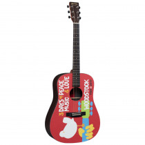 MARTIN SPECIAL EDITION DX WOODSTOCK 50TH ANNIVERSARY