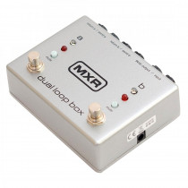 MXR DUAL LOOP BOX M198