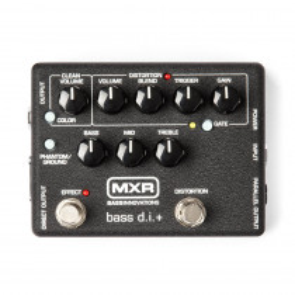 PEDALE EFFETTO MXR BASS D.I.+ M80
