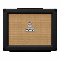 "ORANGE CLOSED BACK PPC112 1X12"" SPEAKER ENCLOSURE BLACK"
