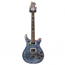 PRS WOOD LIBRARY #1017 MCCARTY FADED BLUE JEAN (MY 2018-PATTERN VINTAGE-MAPLE 10 TOP-STOPTAIL W/BRASS INSERT-ZIRICOTE)