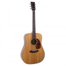 RECORDING KING RT-16 TORREFIED ADIRONDACK SPRUCE SOLID TOP DREADNOUGHT