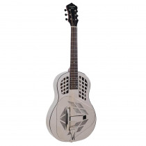 RECORDING KING METAL BODY SERIES RM 991 METAL BODY RESONATOR TRICONE