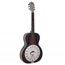 RECORDING KING RATTLESNAKE RR-41 SMALL BODY RESONATOR ELECTIC