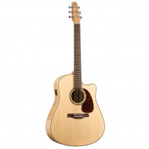 CHITARRA FOLK AMPLIFICATA SEAGULL PERFORMER CUTAWAY FLAME MAPLE QUANTUM IT NATURAL