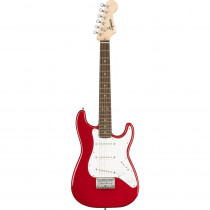 SQUIER MINI BULLET STRAT LL DAKOTA RED