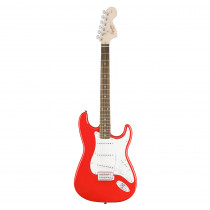 SQUIER AFFINITY STRATOCASTER LL RACE RED