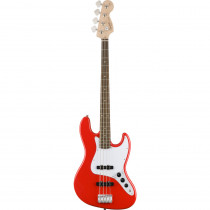 SQUIER AFFINITY JAZZ BASS LL RACE RED