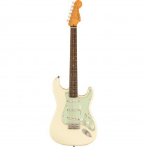 SQUIER FSR CLASSIC VIBE '60S STRATOCASTER LL OLYMPIC WHITE W/MINT PICKGUARD