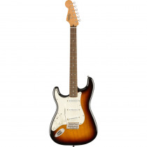 SQUIER CLASSIC VIBE STRATOCASTER '60S LEFTY LL 3 COLOR SUNBURST