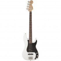 SQUIER AFFINITY PRECISION BASS PJ RW OLYMPIC WHITE