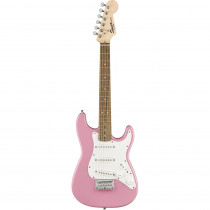 SQUIER MINI STRAT LL PINK
