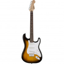 SQUIER BULLET STRAT HT LL BROWN SUNBURST