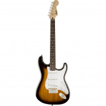 SQUIER BULLET STRAT HT RW BROWN SUNBURST