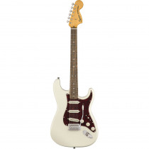 SQUIER CLASSIC VIBE STRATOCASTER '70S LL OLYMPIC WHITE