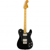SQUIER CLASSIC VIBE '70S TELECASTER DELUXE MN BLACK