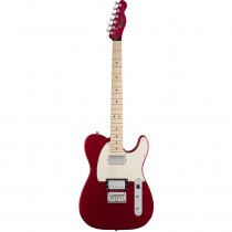 SQUIER CONTEMPORARY TELECASTER HH MN DARK RED METALLIC