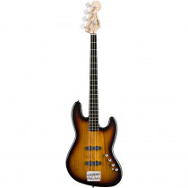 BASSO ELETTRICO SQUIER DELUXE JAZZ BASS IV ACTIVE EB 3COLOR SUNB