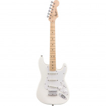 SQUIER FSR MINI STRAT MN OLYMPIC WHITE