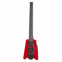 STEINBERGER SPIRIT GT PRO DELUXE HOT ROD RED