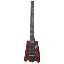 "STEINBERGER SPIRIT GT PRO ""QUILT TOP"" DELUXE WINE RED"