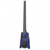"STEINBERGER SPIRIT XT 25 ""QUILT TOP"" TRANS BLUE"