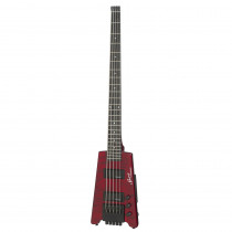 "STEINBERGER SPIRIT XT 25 ""QUILT TOP"" WINE RED"