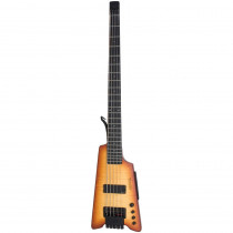 BASSO ELETTRICO STEINBERGER SYNAPSE XS 15FPA CUSTOM TRANS AMBER