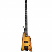 BASSO ELETTRICO STEINBERGER SYNAPSE XS 1FPA CUSTOM TRANS AMBER