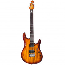 STERLING BY MUSIC MAN JP100D RW MAHOGANY BODY/KOA TOP