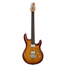 STERLING BY MUSIC MAN LUKE LK100 RW HAZEL BURST