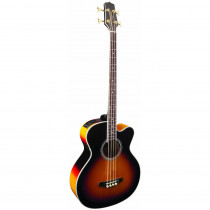 TAKAMINE G SERIES BASS GB72CE BROWN SUNBURST