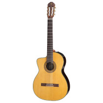 TAKAMINE CLASSICAL&HIRADE TC132SC LEFTY NATURAL