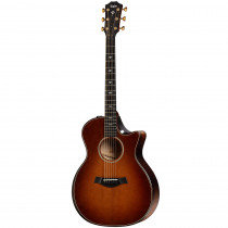 TAYLOR V CLASS BUILDER'S EDITION 614CE WILD HONEY BURST (V BRACING)